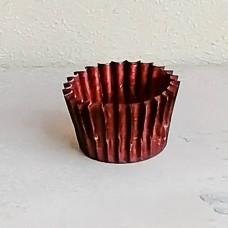 Капсула бумажная для выпечки 25*18 коричневая, 100 шт.