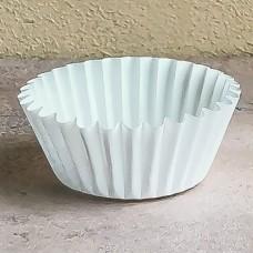 Капсула бумажная для выпечки 30*23 белая, 100 шт.