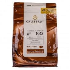 Шоколад Callebaut молочный, 2,5 кг.