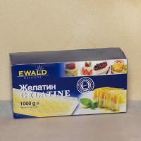 """Желатин """"EWALD"""" листовой 1 кг."""