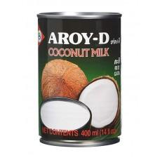 Кокосовое молоко AROY-D, 400 мл.