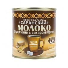 Молоко сгущенное варёное СКЗ, 3,8 кг.
