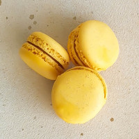 Пирожное Макарун Лимон