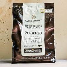 Шоколад Callebaut горький, 2,5 кг.