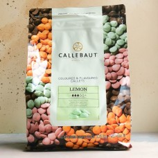 Шоколад Callebaut LEMON, 2,5 кг.