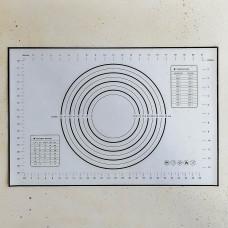 Коврик армированный с разлиновкой 60*40 см.