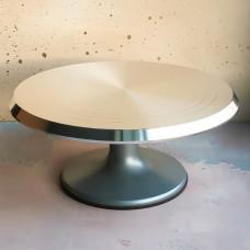 Стол поворотный металлический, 29 см.
