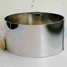 Кольцо раздвижное 16-30 см., H8 см.