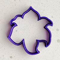 """Форма-вырубка для печенья и пряников """"Лилия"""""""