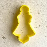 """Форма-вырубка для печенья """"Ёлочная игрушка #3"""""""