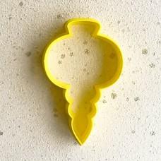 """Форма-вырубка для печенья """"Ёлочная игрушка #5"""""""