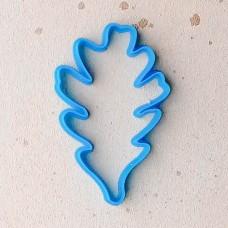 """Форма-вырубка для печенья """"Дубовый листок"""""""