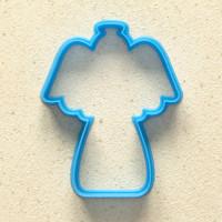 """Форма-вырубка для печенья и пряников """"Ангел #3"""""""