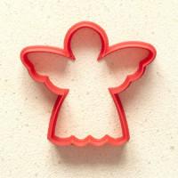 """Форма-вырубка для печенья и пряников """"Ангел #4"""""""