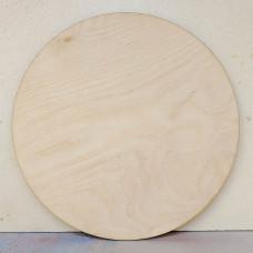 Подложка деревянная, D160, 4 мм.