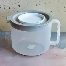 Чаша пластиковая для миксера