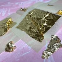 Золото пищевое, 1 лист