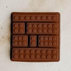 """Силиконовая форма """"Лего #2"""""""