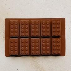 """Силиконовая форма """"Лего #1"""""""