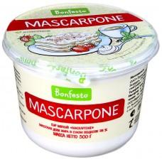 Сыр маскарпоне Bonfesto, 500 гр.