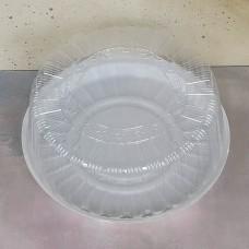 Ёмкость одноразовая для торта Т305 (дно с крышкой)