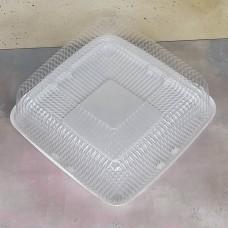 Ёмкость одноразовая для торта Т270 (дно с крышкой)