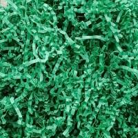 Наполнитель бумажный тёмно-зелёный, 100 гр.
