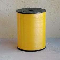 Лента декоративная для перевязки коробов жёлтая (п)