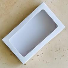 Коробка для эклеров, 240*140*50 мм., белая