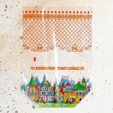 """Пакет для кулича """"Кремль"""" малый"""